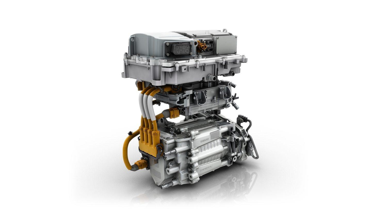 Un motore elettrico