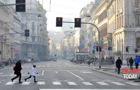 blocco traffico milano-2